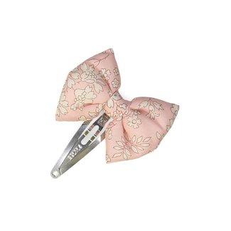 Luciole et petit pois Luciole et Petit Pois - Bow Tie Clip, Liberty Capel Pink