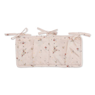 Konges Sløjd Konges Sløjd - Quilted Bed Pockets, Nostalgie Blush