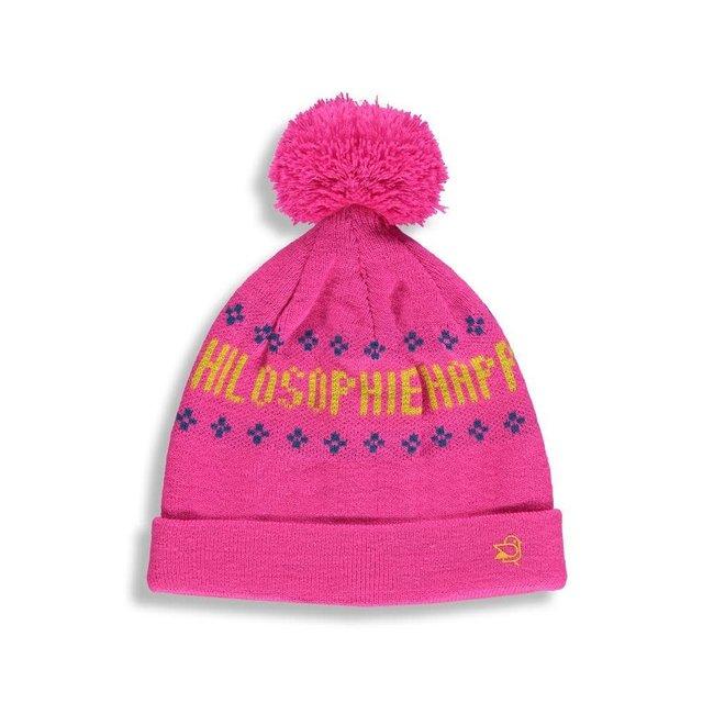 Birdz Children & Co Birdz - Happy Baby Hat, Pink
