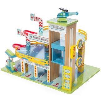 Le Toy Van Le Toy Van - The Big Garage