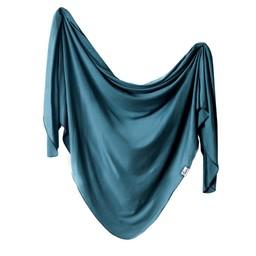 Copper Pearl Copper Pearl - Single Knit Blanket, Steel