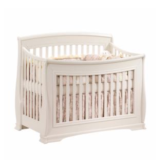 Natart Juvenile Natart Bella - 5-in-1 Convertible Crib