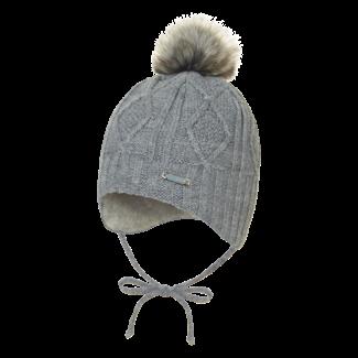 Broel Broel - Vidar Hat, Light Grey