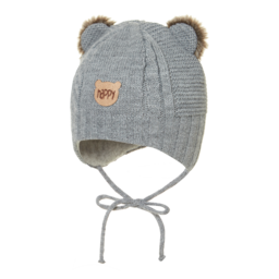 Broel Broel - Vincent Hat, Light Grey
