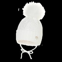 Broel Broel - Violetta Hat, White