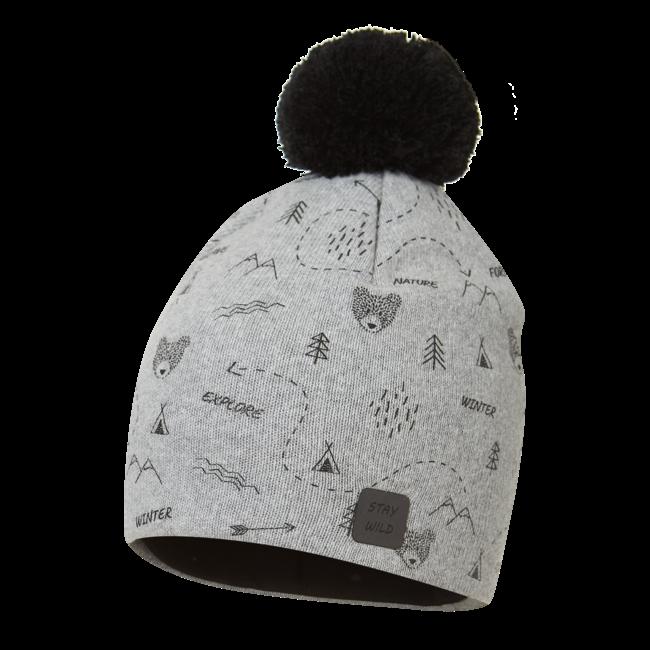 Broel Broel - Sigfrid Hat, Grey