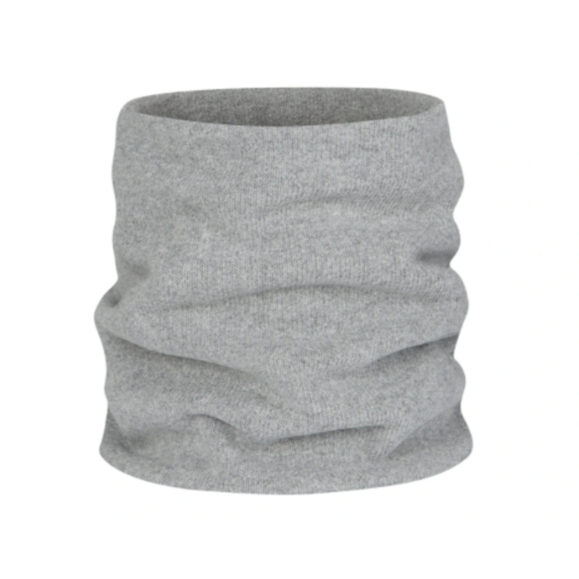 Broel Broel - Gillo Neck Warmer Loose Cut, Grey 12-36 months