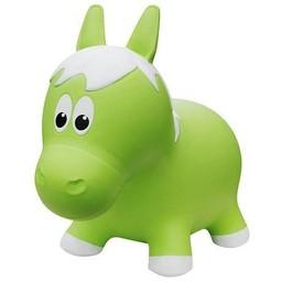 Farm Hoppers Ballon Sauteur de Farm Hoppers/Farm Hoppers Jumping Animals, Cheval - Vert/Horse - Green
