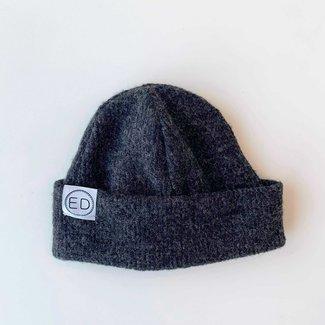 ED Design ED Design - Junior Heather Hat, Charcoal