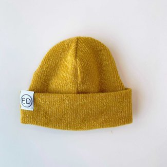 ED Design ED Design - Junior Heather Hat, Mustard