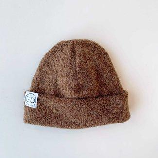 ED Design ED Design - Junior Heather Hat, Cognac