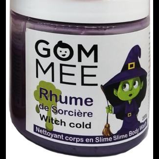 Gom.mee GOM.MEE - Nettoyant pour le Corps Slime, Rhume de Sorcière