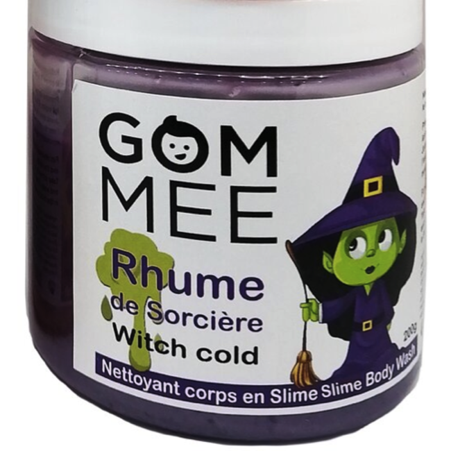 Gom.mee GOM.MEE - Slime Body Wash, Witch Cold