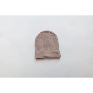Kindly the label Kindly the Label - Chunky Knit Beanie, Hazelnut