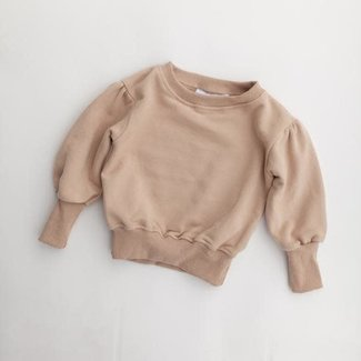 Kindly the label Kindly the Label - Head in the Clouds Pullover, Pink Dust
