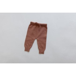 Kindly the label Kindly the Label - Knit Pants, Claypot