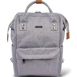 Bababing - Diaper Backpack, Grey