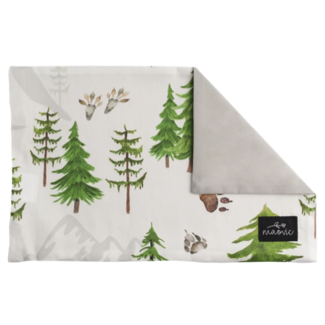 Maovic Maovic - Buckwheat Pillow Cover, Wood