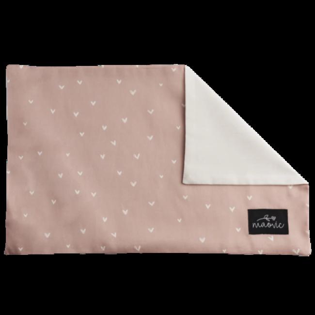 Maovic Maovic - Buckwheat Pillow Cover, Hearts