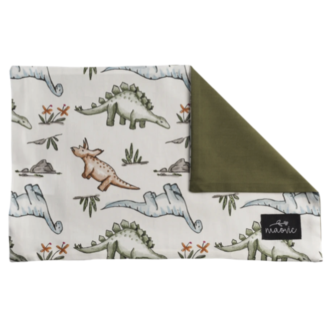 Maovic Maovic - Buckwheat Pillow Cover, Dinosaurs