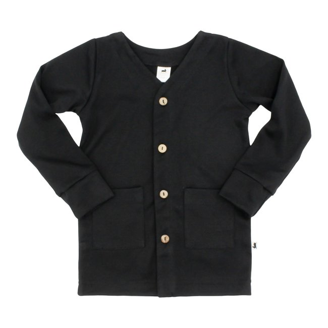 Little & Lively Little & Lively - Cardigan, Black