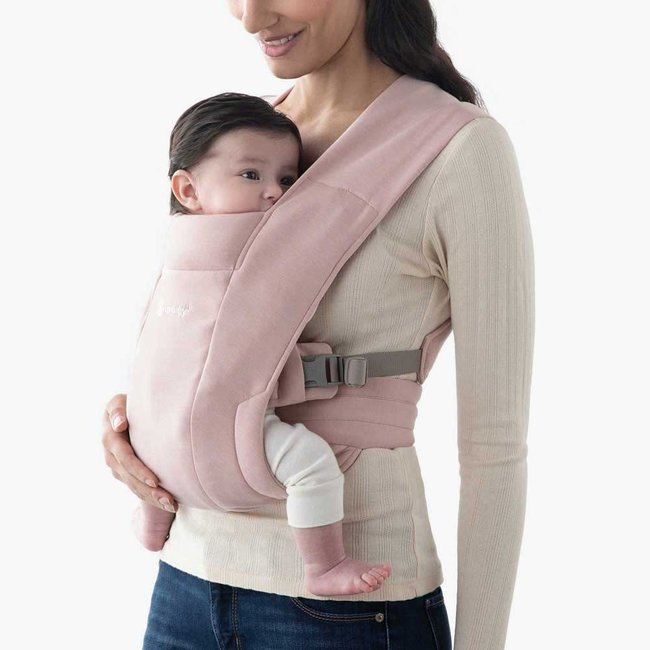 Ergobaby Ergobaby - Baby Carrier Embrace, Blush Pink