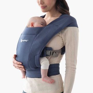 Ergobaby Ergobaby - Baby Carrier Embrace, Soft Navy