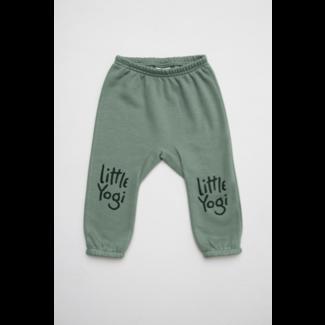 Little Yogi Little Yogi - Pantalon de Jogging, Sauge