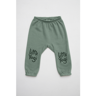Little Yogi Little Yogi - Sweat Pants, Sage