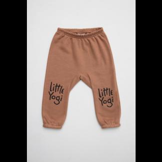 Little Yogi Little Yogi - Pantalon de Jogging, Terre
