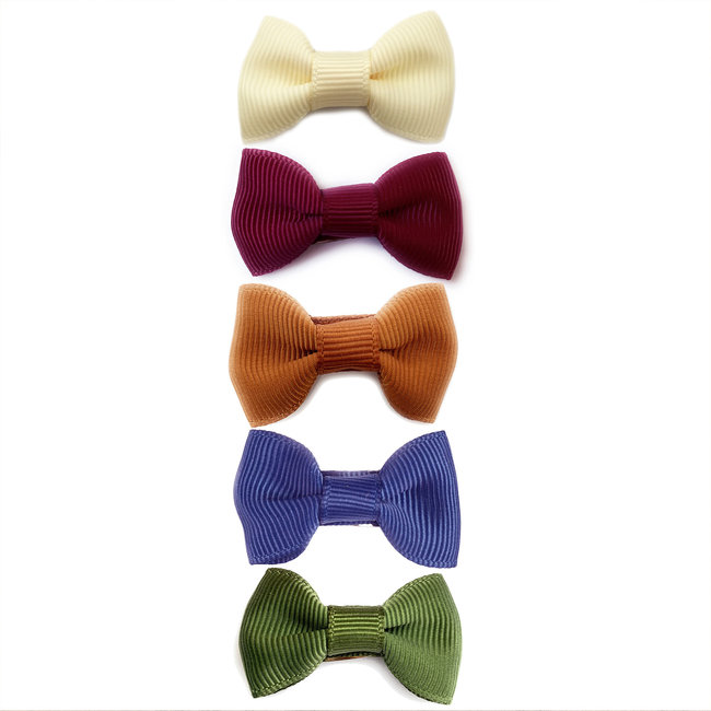 Baby Wisp Baby Wisp - 5 Pack Charlotte Bow, Baby Blogger
