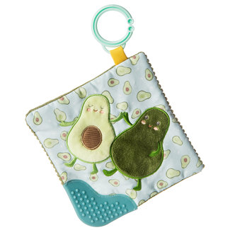 Mary Meyer Mary Meyer - Crinkle Teether, Avocado