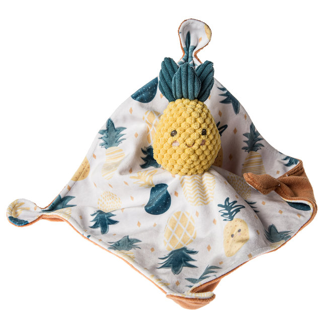 Mary Meyer Mary Meyer - Sweet Soothie Blanket, Sweet Pinapple