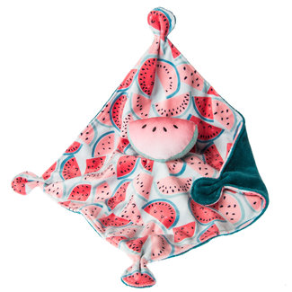 Mary Meyer Mary Meyer - Sweet Soothie Blanket, Sweet Watermelon