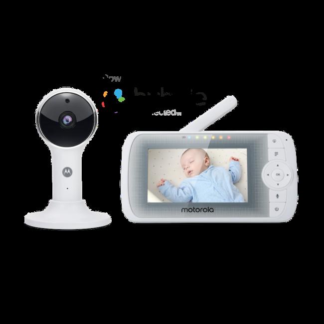 "Motorola Motorola - 4.3"" Full HD WiFi Video Baby Monitor"