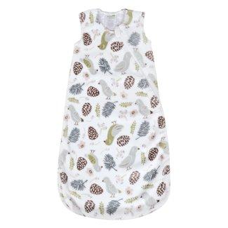 Perlimpinpin Perlimpinpin - Plush Sleep Bag, Birds
