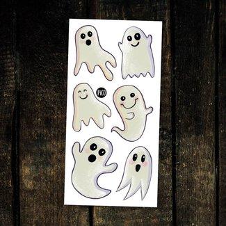 Pico Tatouages Temporaires Pico Tatoo - Tatouages Temporaires, Les Surprenants Fantômes
