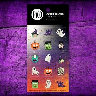 Pico Tatouages Temporaires Pico Tatoo - Stickers, Halloween