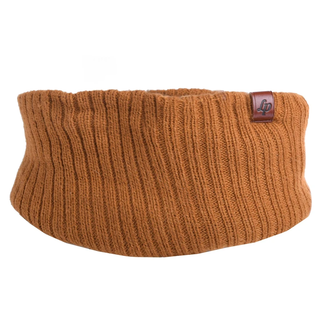 L&P L&P - Whistler, Knitted Scarf, Toffee