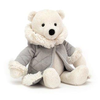 Jellycat Jellycat - Parkie Polar Bear 10''