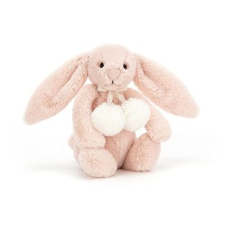Jellycat Jellycat - Bashful Snow Bunny, Blush 7''