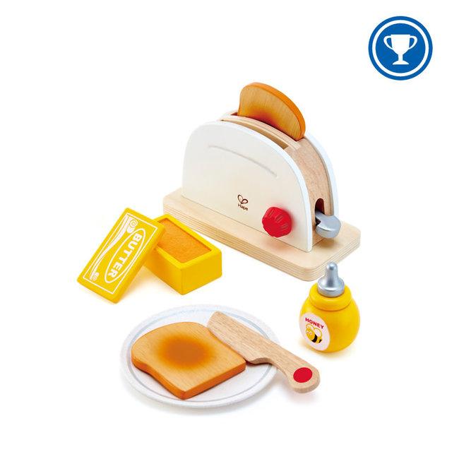 Hape Hape - Pop-up Toaster Set