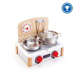 Hape Hape - 2-in-1 Kitchen and Grill Set