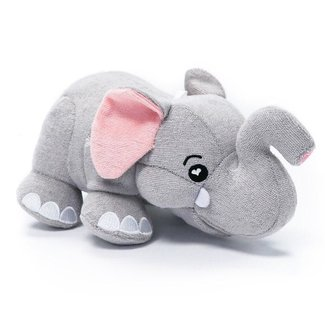 Soapsox Soapsox - Plush Animal for Soap, Miles the Elephant