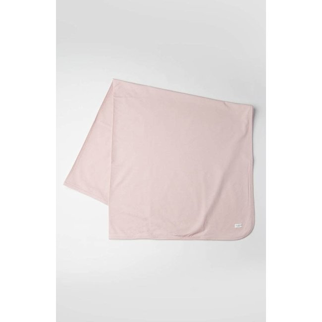Loulou Lollipop Loulou Lollipop - Stretch Knit Blanket, Sepia Rose