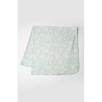 Loulou Lollipop Loulou Lollipop - Stretch Knit Blanket, Fern