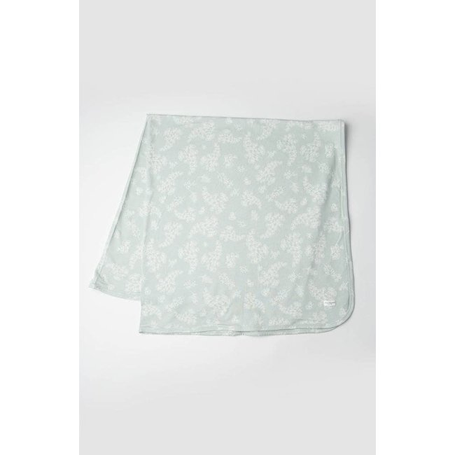 Loulou Lollipop Loulou Lollipop - Stretch Knit Blanket, Fern