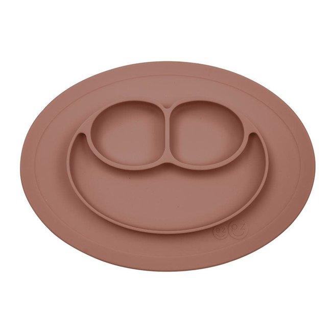 Ezpz EzPz - Mini Mat All-in-one Placemat and Plate, Sienna