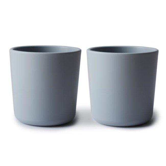 Mushie Mushie - Set of 2 Cups, Cloud