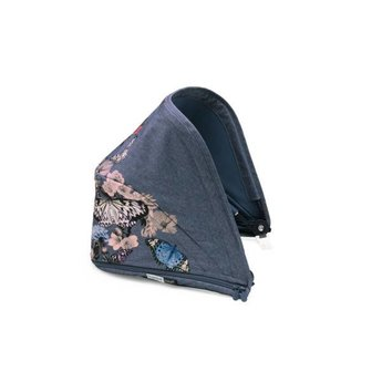 Bugaboo Bugaboo Bee5 - Capote pour Poussette/Sun Canopy for Bugaboo Bee5 Stroller, Botanique/Botanic